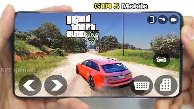 Download GTA 5 On Android | GTA 5 For Android Mobile | GTA V Android 2021