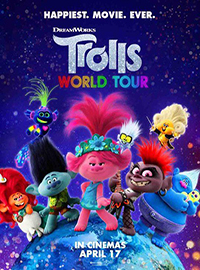 Trolls World Tour In Engleza