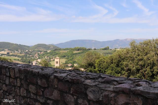 Rocca Albornoziana Spoleto Umbria
