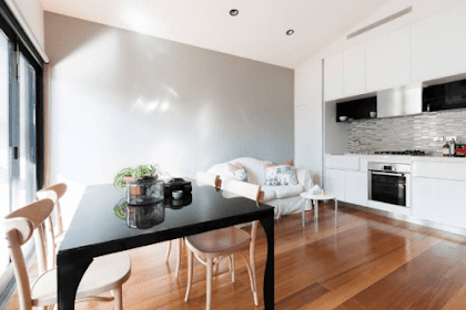 How to Style Small Space House Open Plan
