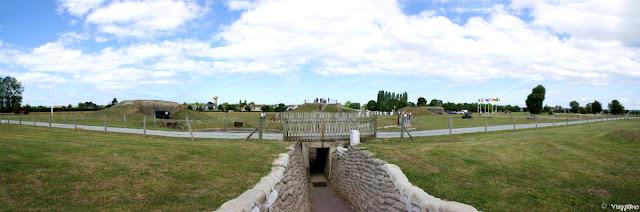 Merville - Franceville,  le batterie