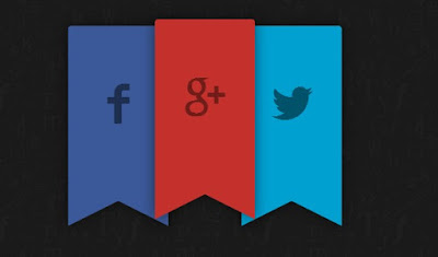 Social Media Buttons and Icons HTML & CSS3 - دروس4يو Dros4U