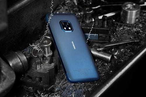 XR20 .. a powerful Nokia phone with 5G technology