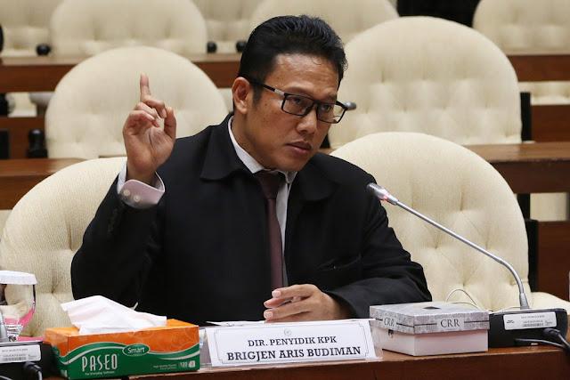 Laporan Dirdik KPK Harusnya Diselesaikan Dewan Pers