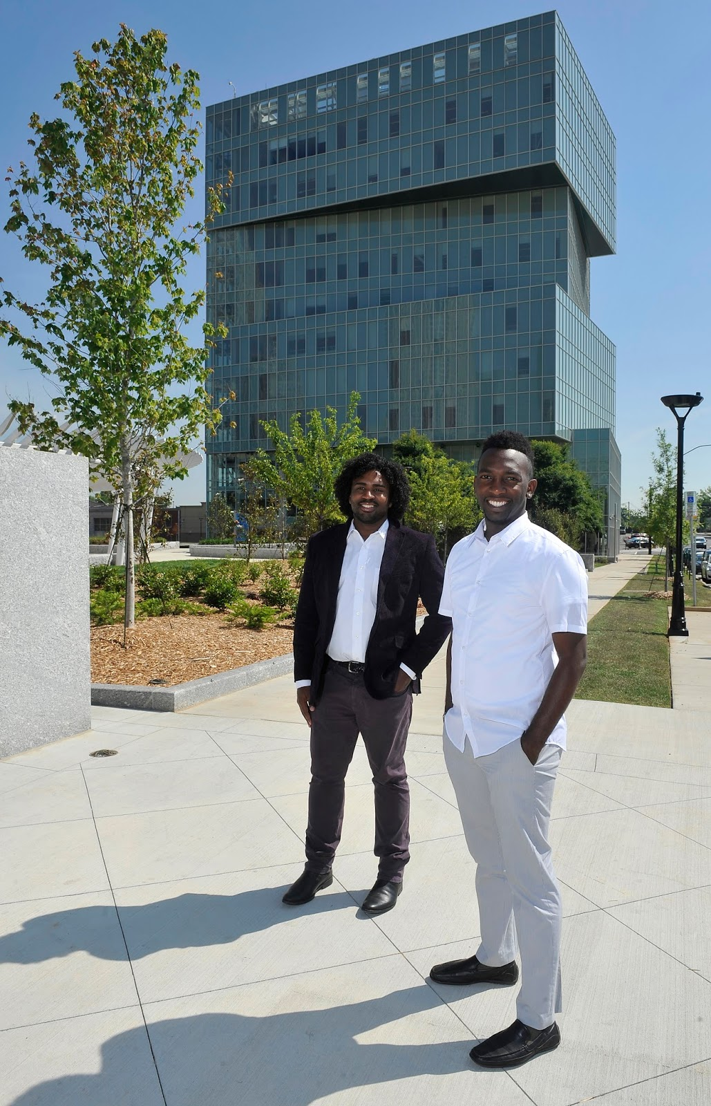 Unc Charlotte News Young Alums Inspired By Obama S My