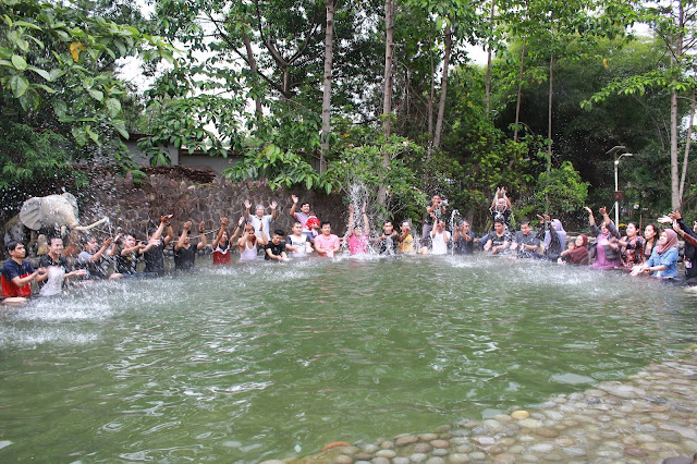 Outbound Curug Ciangin