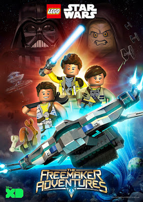 """LEGO Star Wars: THE FREEMAKER ADVENTURES"""
