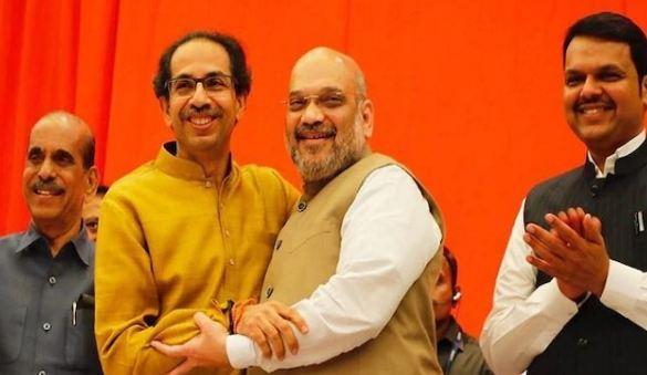 नहीं झुकी शिवसेना तो टूटेगा गठबंधन, 100 से अधिक सीटें देने केलिए तैयार नहीं BJP - newsonfloor.com