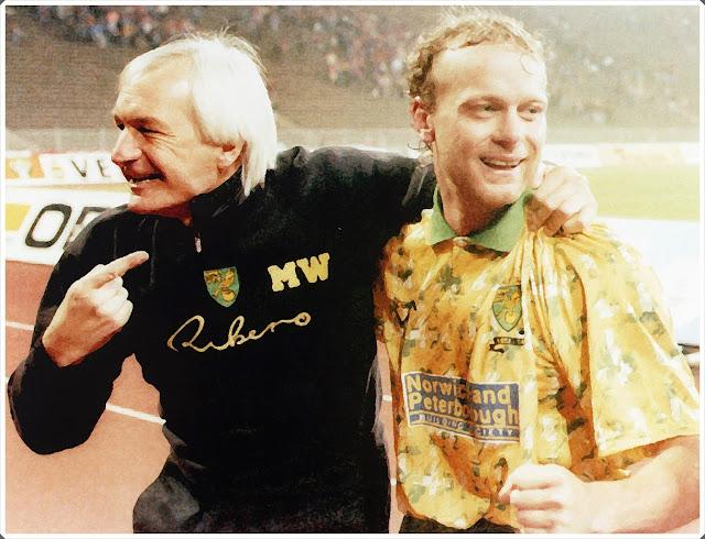Mike Walker Norwich