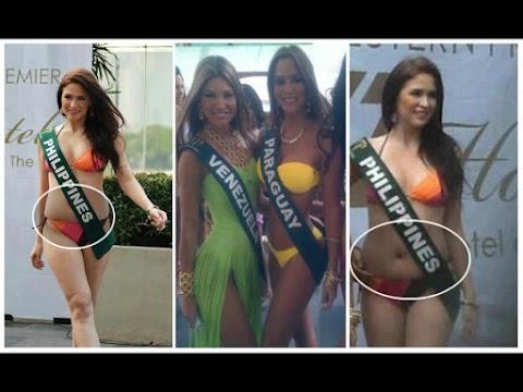 """¡Insólito! Miss Filipinas es elegida """"Miss Prensa"""""""