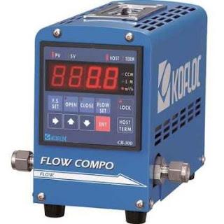 Flow Compo,kofloc,Mass Flow Controller,mass flow meter,thermal mass flow meter,