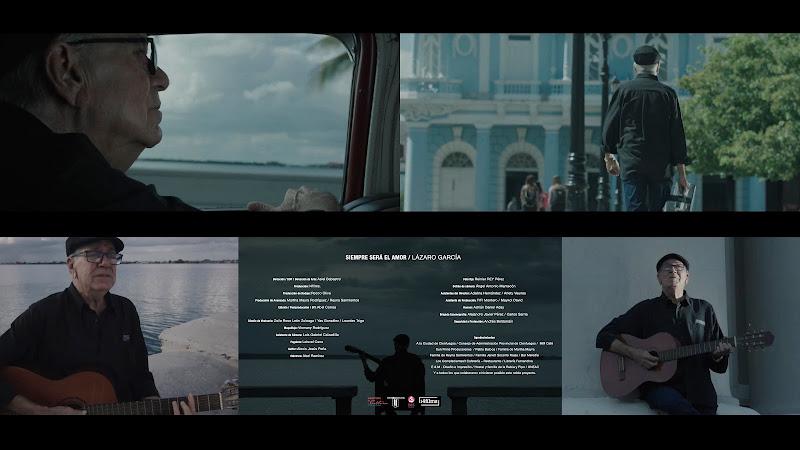 Lázaro García - ¨Siempre será el amor¨ - Videoclip - Director: Asiel Babastro. Portal Del Vídeo Clip Cubano. Música cubana. CUBA.