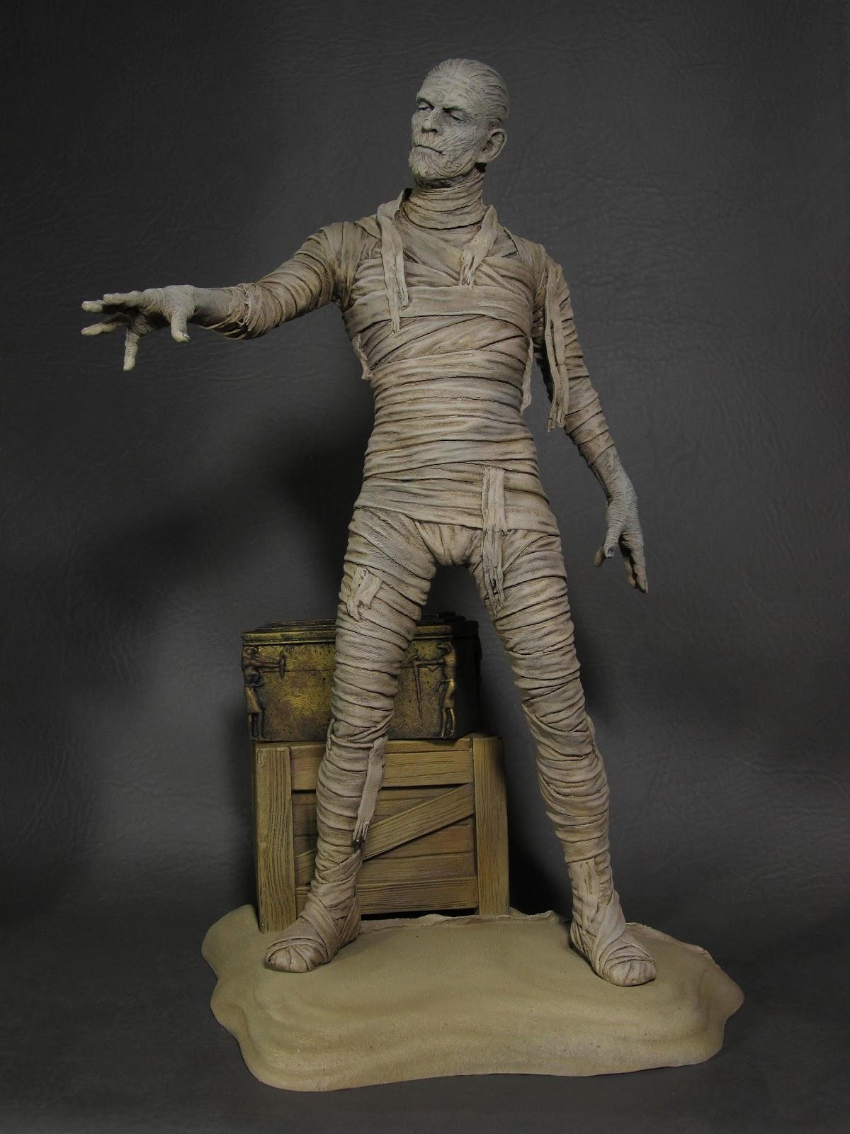 SWRiojas: The Mummy
