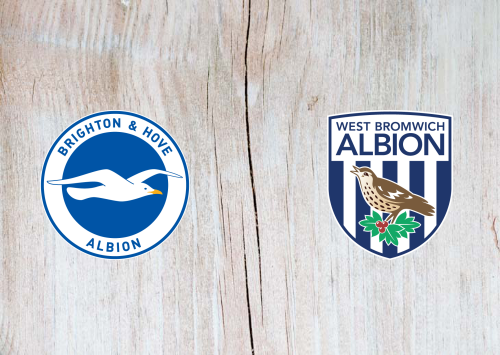 Brighton & Hove Albion vs West Bromwich Albion -Highlights 26 October 2020