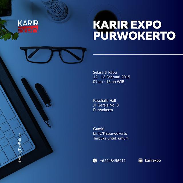 Job Fair Purwokerto 2019