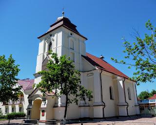 Пінськ. Церква Святого Карла Борромео. Концертна зала
