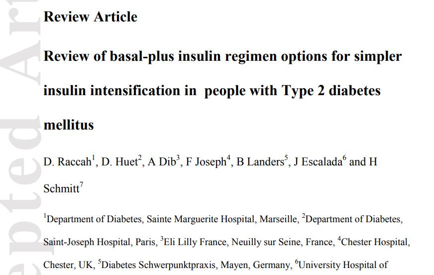 esquema de comportamiento de la diabetes
