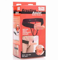 Size Matters Erection Assist Hollow Strap-On