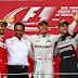 De ponta a ponta Rosberg vence a primeira corrida em Baku