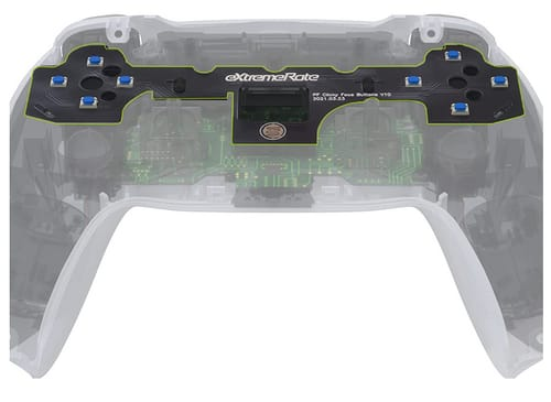 eXtremeRate PFMD002 Face Clicky Kit for PS5 Controller