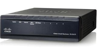 Cisco RV042G Firmware upgrade
