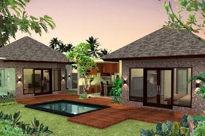 Contoh Bangunan Rumah Minimalis