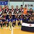 Vasco é campeão da Copa da Integração no futebol de salão
