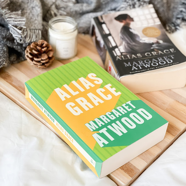 Alias Grace - Book Review - Incredible Opinions