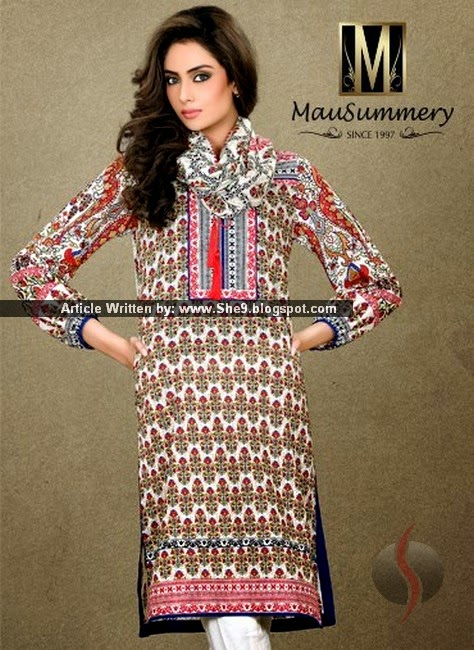 Summer Lawn Dress Collection