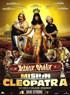 Asterix e Obelix: Missão Cleópatra Dublado