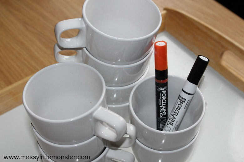 personalized diy mugs