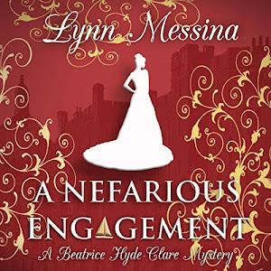 Review: A Nefarious Engagement: A Regency Cozy