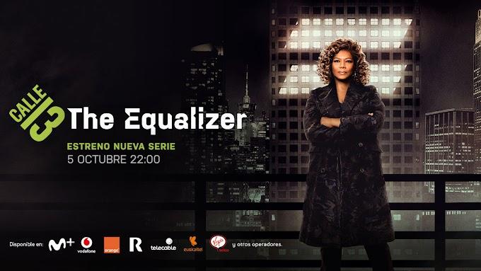El drama criminal 'The Equalizer' llega a Calle 13 en octubre
