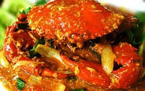 Resep dan Cara Membuat Kepiting Tumis Daun Seledri