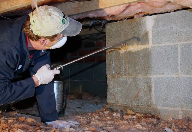 how to budget crawl space cleaning