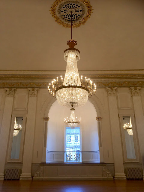 Ballroom, Assembly Rooms, Edinburgh