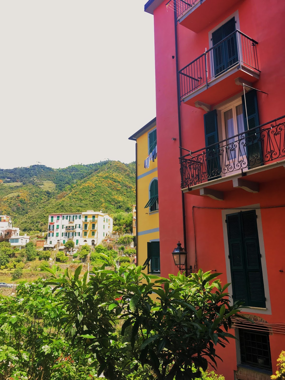 One Day in Cinque Terre, Liguria