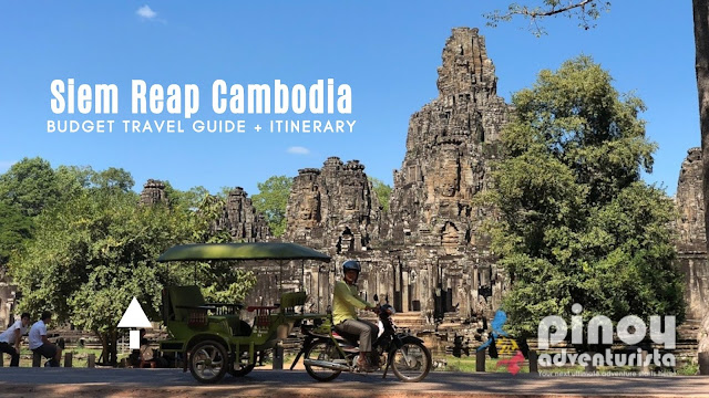 First-timer's Siem Reap Cambodia Travel Guide 2019 with DIY Itinerary and Expenses