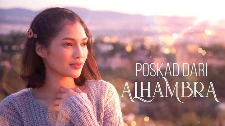 Poskad Dari Alhambra (2021)