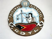 Image East Timor District Court Seal