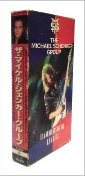 VHS: Hammersmith Live '83 / The Michael Schenker Group