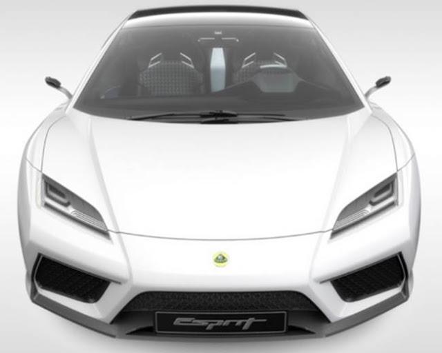 2018 Lotus Esprit Concept Price