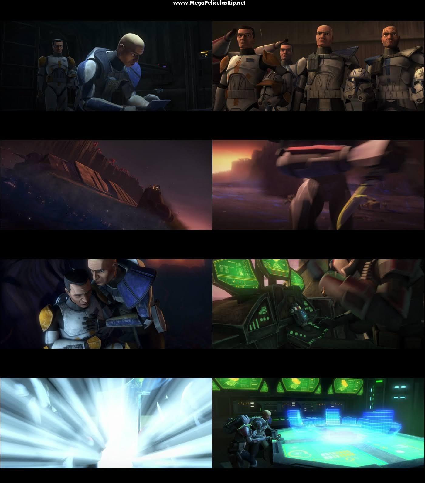 Star Wars La Guerra De Los Clones Temporada 7 1080p Latino