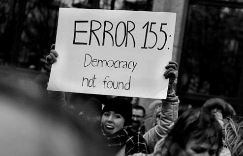 """Putuskan Revisi UU ITE Tak Masuk Prolegnas, Pemerintah """"Enggan"""" Selamatkan Demokrasi!"""