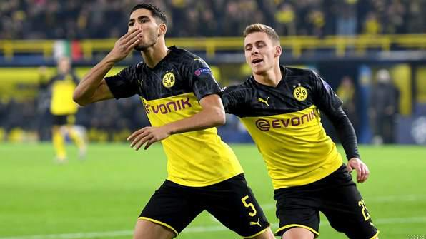 Dortmund vs Inter highlight: Dortmund Stage Stunning Comeback to Beat Inter