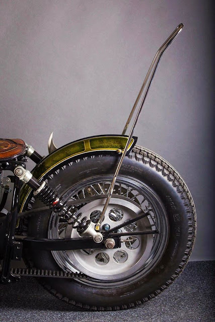 Harley Davidson Shovelhead By Rock n Roll Cycles Hell Kustom