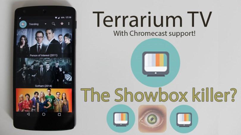 تحميل تطبيق Terrarium TV لمشاهدة الأفلام معدل بدون اعلانات