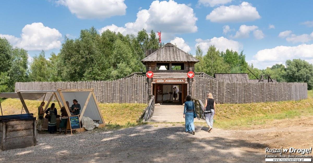Gród Pobiedziska na Szlaku Piastowskim