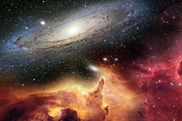 Temuan Menakjubkan, di Luar Alam Semesta Masih Ada Alam Semesta