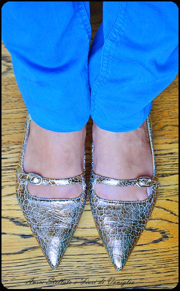 scarpe outfit prosperine collaborazione